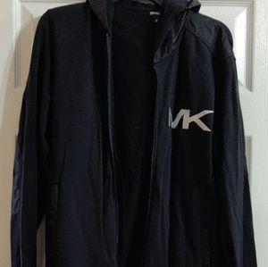 Micheal Kors zip hoodie